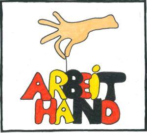 Logotipo Arbeithand